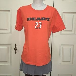 Chicago Bears NFL Colors T-Shirt #23 Devin Hester